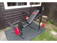 Pro Fitness Bench Press Multi-Use £30