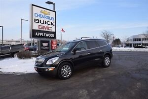 2012 Buick Enclave CXL AWD, Rear View Camera, Heated Seats, Blue