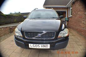 VOLVO XC90 T6 4X4 7 SEAT FULL LEATHER NEW TORQUE CONVERTER/GEARBOX (Good for another 100,000 miles)