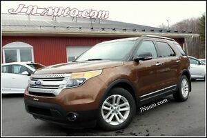 2011 Ford Explorer XLT FWD ,7 passagers