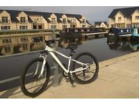 """Less than a year old - 14"""" Mountain bike with Accessories for sale"""