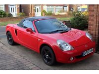 Toyota mr2 excellent condition full MOT 2018 loads of history