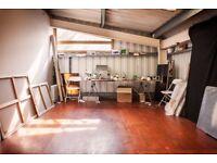Studio 105 / Bright Creative Office / Space / Workspace / East London / E8/ Hackney Downs Studios