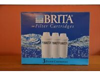 Brita CLASSIC water filter cartridges