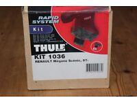 Thule 1036 fitting kit for Renault Megane Scenic