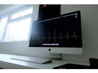 iMac 27inch 5K Retina Model (Late 2014) - 4.0 GHz Quad Core i7 / AMD R9 M290X / 256GB SSD / 8GB RAM
