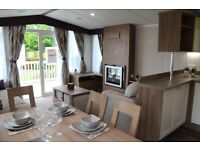 Luxury Northumberland Holiday Home! Static caravan Haggerston Castle Near Eyemouth Berwick Sandy Bay