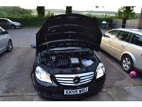 Mercedes B class, full history, MOT 09/2017, good tyre, new batery, car is in great condition.