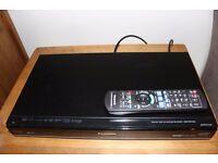 Panasonic DMR-PWT500EB Blu Ray Disk Player/HDD Recorder.