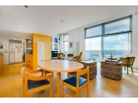 Three Bedroom Flat with river views at The Piper Building in Fulham,SW6