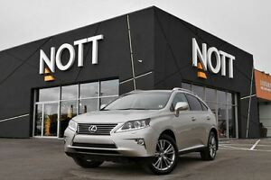 2013 Lexus RX 350 Touring, Navigation, ONE OWNER!