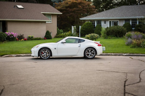 Fully loaded 370z - Sport Touring