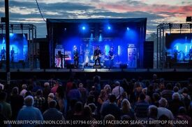 Britpop Tribute Festival Band Act Available To Hire