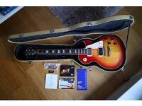 Gibson Les Paul Traditional Sprint Run (Rare Limited Model. Only 202 Made)