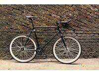 Christmas sale!!! Steel Frame Single speed road bike track bike fixed gear racing fixie bicycle a2