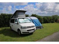 REDUCED FOR QUICK SALE! - Volkswagen VW T5 4 Berth Pop-top Campervan - Camper in Aberdeen