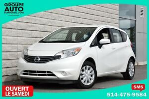 2016 Nissan Versa Note *SV*A/C*BLUETOOTH*9000KM WOW*