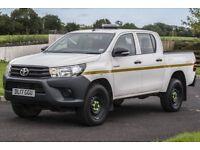 2017 Toyota Hilux Active D-4D