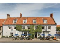 food and beverage assistants required -Exclusive Historic Boutique Hotel