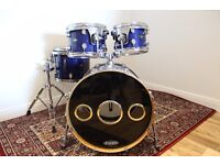 "DW PDP LX Series Drum Kit (All Maple) 10"", 12"", 14"" Toms & 22"" Kick"