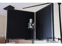 Portable Vocal Booth (PVB) - RealTraps {U.S. Import}