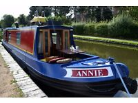Traditional 45' Narrowboat £27,000 ono