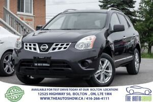 2012 Nissan Rogue AWD REAR CAM.1 OWNER NO ACCIDENTS NISSAN SERVI