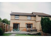 3 BED END TERRACE HOUSE IN BROXBURN