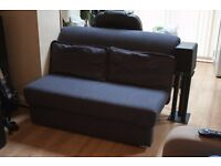 Grey Sofa Bed for sale, excellent condition
