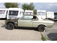 1984 Mercedes 230 CE W123 ** FOR SPARES/PARTS **