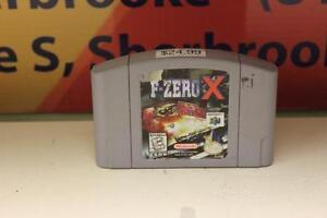 Jeux F-Zero X -Instant Comptant-