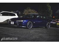 1998 Nissan 200SX (Silvia RWD)