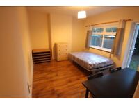 Large Double Room, Private 50ft Garden, Free Parking, Bills & Council Tax, Wifi & Free Cleaning Incl