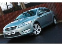 **LOW MILEAGE** TITANIUM X FORD MONDEO 1.8 TDCI HEATED SEATS KEYLESS ENTRY LONG MOT