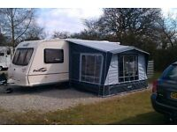 Bailey Pageant Series 5, Moselle 4 berth 2005 with extra's Ready to Go