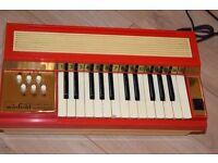 ELECTRIC AIR ORGAN PIANO 70S