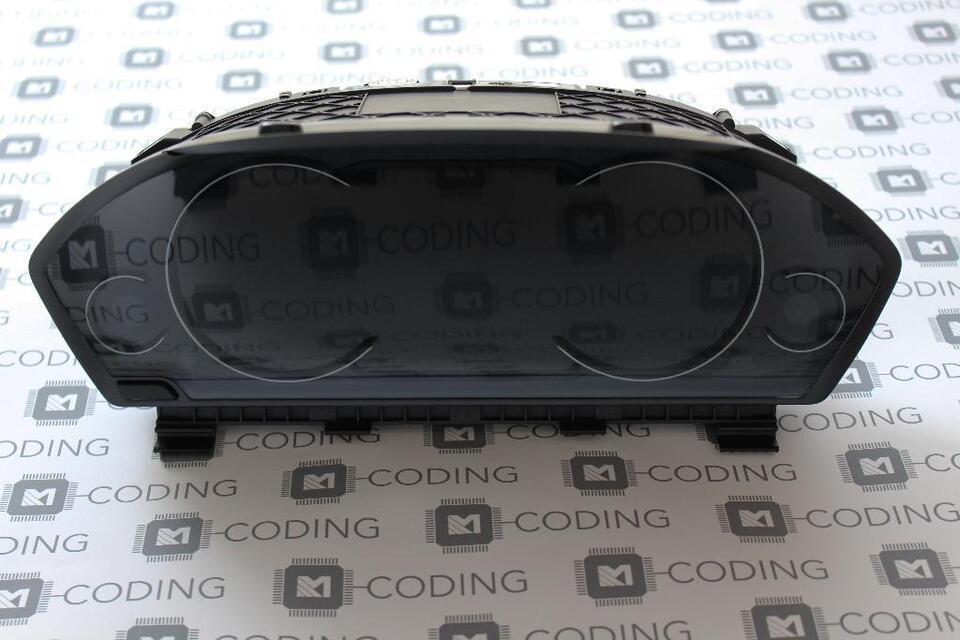 BMW F30 F31 F32 F33 F34 6WB Black Panel LCD Tacho Nachrüstung