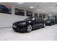 BMW 5 SERIES 2.0 520d M Sport 4dr Auto (black) 2015