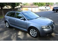 Audi A3 FSI SE 2.0L Sportback, Petrol, Full Service History, Immaculate interior, Open to offers