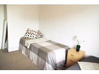 FANTASTIC TWIN ROOM IN KENTISH TOWN IN AMAZING FLAT UNMISSABLE SUMMER OCCASION