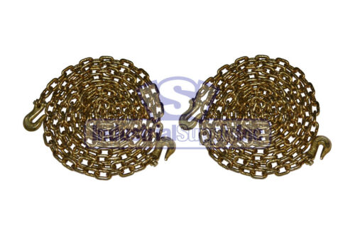 """G70 Transport Chain   5/16"""" x 20 FT   Assembly   Import  2PK   Industrial Supply"""