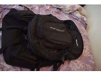 backpack EUROHIKE Colossus 65+15 Travel Pack bag