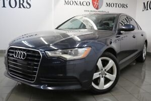2014 Audi A6 2,0T Progressiv Navigation Parking Sens Bluetooth