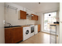 Great value two bedroom flat (No lounge) with a private roof garden in Islington N1
