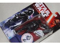 """Star Wars The Force Awakens FIRST ORDER TIE FIGHTER PILOT 3.75"""" figure (Hasbro) - NEW IN PACK"""