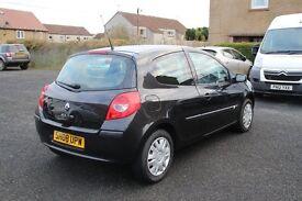 2008/08 Renault Clio 1.2 Extreme