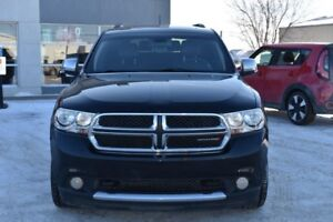 2012 Dodge Durango Crew Plus All Wheel Drive - Bluetooth - He...