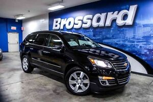 2013 CHEVROLET TRAVERSE AWD LTZ LTZ