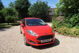 2015 Ford Fiesta 1.25 Zetec 3dr / 1 Owner / FSH / Low mileage / Recent MOT