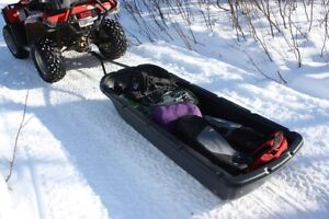 Pelican Sports Utility Sleds for ATVs/Snow mobile Coming Soon!